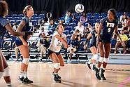 FIU Volleyball vs FAMU (Aug 27 2016)