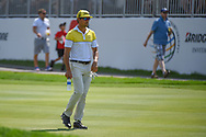 Rafael Cabrera Bello (ESP) approaches the green on 15 during 2nd round of the World Golf Championships - Bridgestone Invitational, at the Firestone Country Club, Akron, Ohio. 8/3/2018.<br /> Picture: Golffile | Ken Murray<br /> <br /> <br /> All photo usage must carry mandatory copyright credit (© Golffile | Ken Murray)