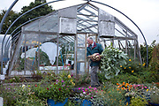 Peter Glazebrook has held eight world records in his time but is currently holder of only two with heaviest parsnip and longest beetroot, 12lb and 21ft. respectively. Giant vegetable growing is not a hobby for the faint hearted. The growers have to tend to the vegetables almost every day (including Christmas) spending up to 80 hours a week, tending, nurturing, growing and spending thousands on fertilisers, electricity and green houses. The reward is to be crowned world record holder of largest, longest or heaviest in class, cabbages weighing in at 100lb, carrots stretching 19 ft and pumpkins tipping the scales at 800lb. it's a competitive business though and global; some times the record may stand for only hours before a fellow competitor, somewhere,  knocks a grower off the coveted spot.