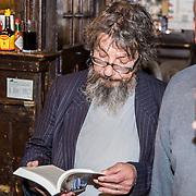 NLD/Amsterdam/20161125 - Boekpresentatie Johnny Rep Biografie, Frans Lomans
