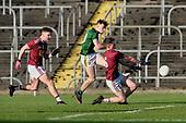 Meath v Westmeath - Leinster MFC Quarter- Final 2020