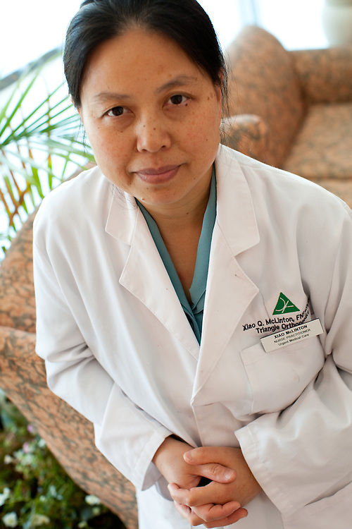 Xiao McClinton,Carrboro Family Clinic