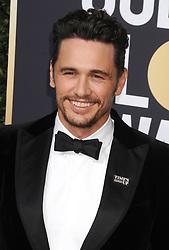 January 8, 2018 - Los Angeles, California, USA - 1/7/18.James Franco at the 75th Annual Golden Globe Awards..(Beverly Hills, CA) (Credit Image: © Starmax/Newscom via ZUMA Press)