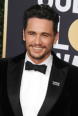 Strange James Franco Billboard - 21 June 2018