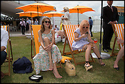 AIMEE PHILLIP;, 2004 Veuve Clicquot Gold Cup Final at Cowdray Park Polo Club, Midhurst. 20 July 2014