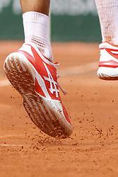 May 28, 2019 - Internationnaux de France de Tennis Roland Garros 2019. Matchs.....240059 2019-05-27   .. Djokovic, Novak (Credit Image: © Arnal-Durden/Starface via ZUMA Press)