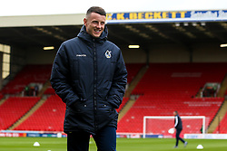 Ollie Clarke of Bristol Rovers arrives at Barnsley - Mandatory by-line: Robbie Stephenson/JMP - 27/10/2018 - FOOTBALL - Oakwell Stadium - Barnsley, England - Barnsley v Bristol Rovers - Sky Bet League One