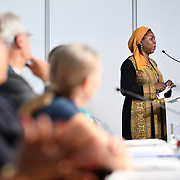 Women contribution to raising development cooperation efficiency in Africa - D2