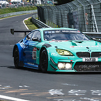 #33, BMW M6 GT3, Falken Motorsports, drivers: Peter Dumbreck, Stef Dusseldorp, Alexandre Imperatori, Jens Klingmann at ADAC Total 24-Hour Race on 22.06.2019 at Nürburgring Nordschleife