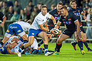 Max Green of Bath Rugby during the Rugby Friendly match between Edinburgh Rugby and Bath Rugby at Meggetland Sports Complex, Edinburgh, Scotland on 17 August 2018.
