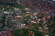 Araguaina_TO, Brasil...Vista aerea do municipio de Araguaina, Tocantins. ..The aerial view of the Araguaina, Tocantins...Foto: JOAO MARCOS ROSA / NITRO
