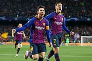 Barcelona v Manchester United 160419