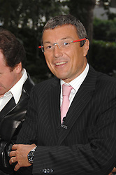 JEAN-CHRISTOPHE BABIN President and CEO of TAG at an evening with racing driver Lewis Hamilton held at The Hempel Hotel, 31-35 Craven Hill Gardens, London W2 on 4th July 2007.<br /><br />NON EXCLUSIVE - WORLD RIGHTS