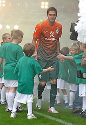 24.07.2011, Weserstadion, Bremen, GER, 1.FBL, Werder Bremen Tag der Fans 2011, im Bild Denni Avdic (Bremen #9)..// during the day of fans on 2011/07/24,  Weserstadion, Bremen, Germany..EXPA Pictures © 2011, PhotoCredit: EXPA/ nph/  Frisch       ****** out of GER / CRO  / BEL ******