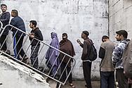 Europe, Bosnia. August 2018. Migrant Crisis New Balcan Road