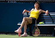 Elina Svitolina of the Ukraine practices at the 2018 US Open Grand Slam tennis tournament, New York, USA, August 22th 2018, Photo Rob Prange / SpainProSportsImages / DPPI / ProSportsImages / DPPI