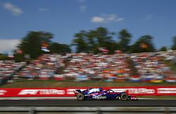 July 29, 2018 - Budapest, Hungary - Motorsports: FIA Formula One World Championship 2018, Grand Prix of Hungary, .#10 Pierre Gasly (FRA, Red Bull Toro Rosso Honda) (Credit Image: © Hoch Zwei via ZUMA Wire)