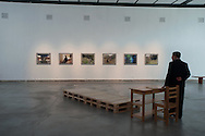 At the MAC, museum of contemporary art, Barranco
