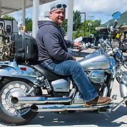 Fellow Road Warrior In Elk Rapids, Michigan
