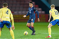 Jermaine Hylton of Ross County during the Scottish Premiership match between Ross County FC and St Johnstone FC at the Global Energy Stadium, Dingwall, Scotland on 2 January 2021