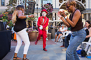 Good Samaritan Hospital hosts its 50th Anniversary event at Santana Row in San Jose, California, on September 19, 2015. (Stan Olszewski/SOSKIphoto)