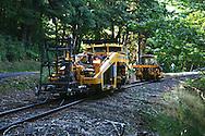 Track Work Machinery