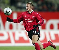 Fotball<br /> Bundesliga Tyskland 2004/2005<br /> Foto: Witters/Digitalsport<br /> NORWAY ONLY<br /> <br /> Robert Vittek <br /> Fussballspieler 1. FC Nürnberg