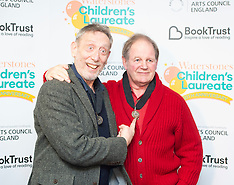 Waterstones Children's Laureates 11th February 2019