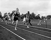 Athletics International at Santry...17.07.1961