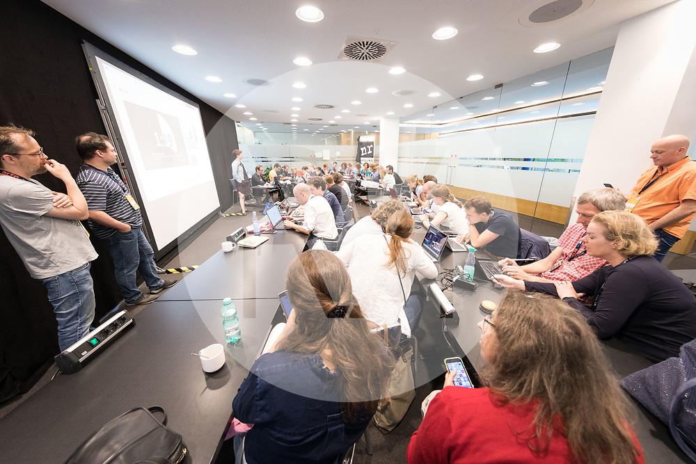 DEUTSCHLAND - HAMBURG - Workshop: It's @Quiztime an der netzwerk recherche e.V. Jahreskonferenz 2019 - 15. Juni 2019 © Raphael Hünerfauth - http://huenerfauth.ch