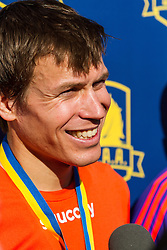 Boston Marathon: BAA 5K road race Ben True, winner