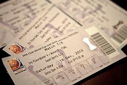 Tickets para os principais jogos do Mundial de Clubes da FIFA. O S.C. Internacional participa de 8 a 18 de dezembro do Mundial de Clubes da FIFA, em Abu Dhabi. FOTO: Jefferson Bernardes/Preview.com