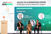 03. Panel discussion 'The global view'