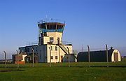 AF5GN6 Control tower former Bentwaters USA airbase Rendlesham Suffolk England