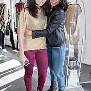 NLD/Amsterdam/20120326 - Presentatie Jeanslijn SOS van Sylvia Geersen bij Raak Amsterdam,