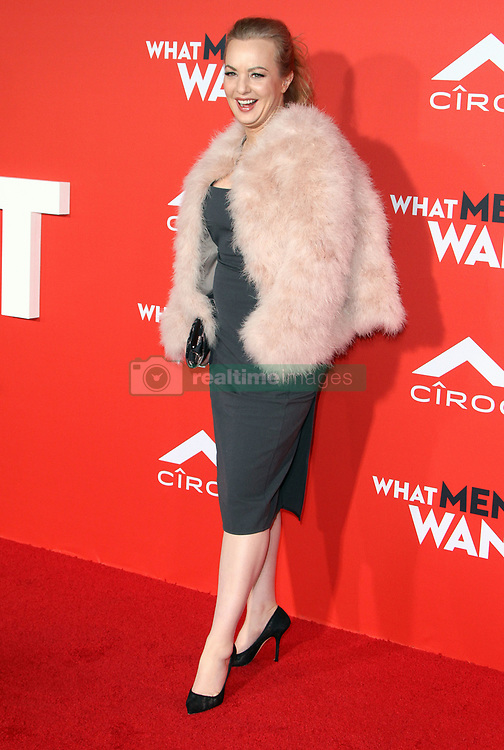 What Men Want Premiere at Regency Theater in Westwood, California on 1/28/19. 28 Jan 2019 Pictured: Wendi McLendon-Covey. Photo credit: River / MEGA TheMegaAgency.com +1 888 505 6342