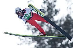 19.03.2010, Planica, Kranjska Gora, SLO, FIS SKI Flying World Championships 2010, Flying Hill Individual, im Bild David Zauner, ( AUT, #29 ), EXPA Pictures © 2010, PhotoCredit: EXPA/ J. Groder