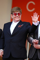 Sir Elton John attends the screening of Rocketman during the 72nd annual Cannes Film Festival on May 16, 2019 in Cannes, France. Photo by Shootpix/ABACAPRESS.COM