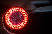 December 3-4, 2016: Ferrari Finali Mondiali, Ferrari brake light detail