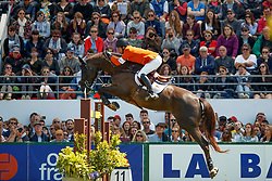 Smolders Harrie, NED, Don VHP Z<br /> Longines FEI Jumping Nations Cup de France<br /> La Baule 2018<br /> © Hippo Foto - Dirk Caremans<br /> 20/05/2018