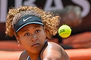 Foto Fabrizio Corradetti - LaPresse<br /> 12/05/2021 Roma ( Italia)<br /> Sport Tennis<br /> 2° turno<br /> Jessica PEGULA (USA) vs Naomi OSAKA (JPN)<br /> Internazionali BNL d'Italia 2021<br /> Nella foto: Naomi Osaka <br /> <br /> Photo Fabrizio Corradetti - LaPresse<br /> 11/05/2021 Roma (Italy)<br /> Sport Tennis<br /> 2nd round<br /> Jessica PEGULA (USA) vs Naomi OSAKA (JPN)<br /> Internazionali BNL d'Italia 2021<br /> In the pic: Naomi Osaka<br /> Foto Fabrizio Corradetti - LaPresse<br /> 12/05/2021 Roma ( Italia)<br /> Sport Tennis<br /> 2° turno<br /> Jessica PEGULA (USA) vs Naomi OSAKA (JPN)<br /> Internazionali BNL d'Italia 2021<br /> Nella foto: Naomi Osaka <br /> <br /> Photo Fabrizio Corradetti - LaPresse<br /> 11/05/2021 Roma (Italy)<br /> Sport Tennis<br /> 2nd round<br /> Jessica PEGULA (USA) vs Naomi OSAKA (JPN)<br /> Internazionali BNL d'Italia 2021<br /> In the pic: Naomi Osaka