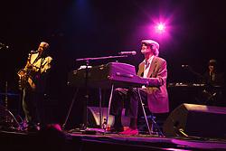 Gil Scott-Heron performing at WOMAD Charlton Park 2010.