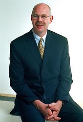 21-05-1997 VOLLEYBAL: TEAMPRESENTATIE MANNEN: WOERDEN<br /> Toon Gerbrands<br /> ©2007-WWW.FOTOHOOGENDOORN.NL