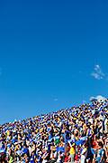 Sete Lagoas_MG, Brasil...Cobertura fotografica da 3a rodada do Campeonato Mineiro 2011 no Estadio Joaquim Henrique Nogueira, a Arena do Jacare em Sete Lagoas. Na oportunidade um dos maiores classicos do futebol brasileiro e o maior de Minas Gerais, Cruzeiro x Atletico-MG. ..State Championship 2011 at Estadio Joaquim Henrique Nogueira, the Arena of Jacare at Sete Lagoas. In one of the greatest opportunity classics of Brazilian football and the biggest of Minas Gerais, Cruzeiro x Atletico-MG. ..Foto: NIDIN SANCHES / NITRO