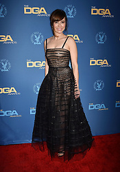 HOLLYWOOD, CA - FEBRUARY 02: Sarah Paulson attends the 71st Annual Directors Guild Of America Awards at The Ray Dolby Ballroom at Hollywood. 02 Feb 2019 Pictured: Linda Cardellini. Photo credit: Jeffrey Mayer/JTMPhotos, Int'l. / MEGA TheMegaAgency.com +1 888 505 6342