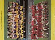 All Ireland Senior Hurling Championship Final,.Galway Vs Offaly,Offaly 2-11, Galway 1-12,.01.09.1985, 09.01.1985, 1st September 1985,.01091985AISHCF,..Cork Minor Team,T Kingston, C Connery, P Cahalane, B Coutts, C Casey, B Murphy, K McGuckian, M O'Mahony (capt), L Kelly, G O'Riordan, B Harte, J Fitzgibbon, G Manley, M Foley, M Mullins, ..Wexford Minor Team, P Nolan, L O'Gorman, J Redmond, S Flood, J Codd, Ger Cushe, V Reddy, J Bolger, J O'Connor, E Broders, V Murphy, P O'Callaghan, E Synnot, B Moran, P Carton, Subs, S Wickham for E Broders, J Quirke for B Moran,