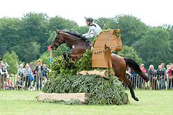 Klimke Ingrid (GER) - Horseware Hale Bob <br /> Cross Country <br /> CCI4*  Luhmuhlen 2014 <br /> © Hippo Foto - Jon Stroud