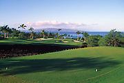 Wailea Golf Course, Wailea, Maui<br />