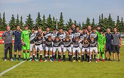 Udinese Calcio during the Open Cup 2021. , on 12.06.2021 in ZAK Stadium, Ljubljana, Slovenia. Photo by Urban Meglič / Sportida