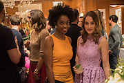 SYLVIA CHUKU; ROSIE FORTESCUE, Louise Roe: Front Roe - book launch party. Ralph Lauren. New Bond St. London. 1 April 2015